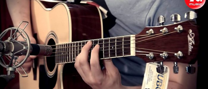 Электроакустическая гитара ARIA AD 18CE