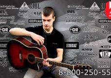 Электроакустическая гитара ARIA AW-35CE