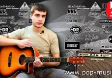 Электроакустическая гитара COLOMBO LF - 401CEQ SB