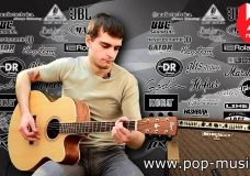 Электроакустическая гитара CORT CJ1F NS