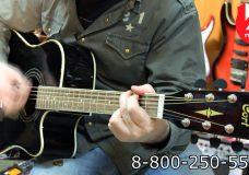 Электроакустическая гитара CORT AD 880CE