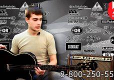 Электроакустическая гитара EPIPHONE SST STUDIO EBONY