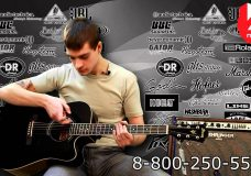 Электроакустическая гитара IBANEZ V72ECE BLACK