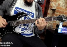 Электрогитара IBANEZ IRON LABEL RGIR20FE