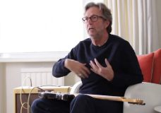 Eric Clapton о гитаре Fender 'Brownie' Strat.