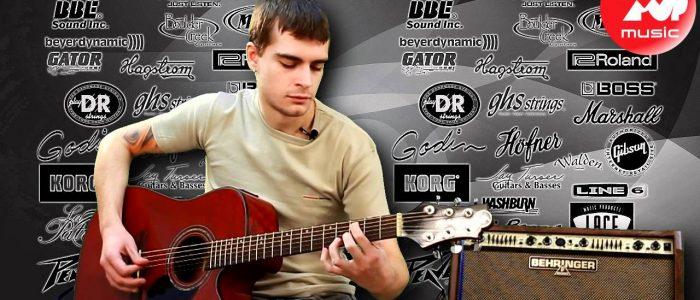 Гитара электроакустическая GREG BENNETT D4CE TR