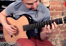 Гитара электроакустическая STAGG EC3000CN