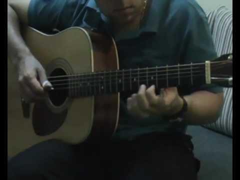 Город золотой — Кавер гитара (Аквариум)