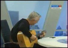 Guitar Portal Интервью с Томми Эммануэлем на новосибирском ТВ 2014. Мотивация для гитаристов