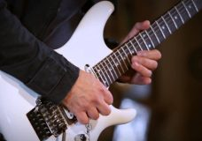 Guitar Portal Масстер клас Joe Satriani в гитарном центре