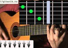 Игорь Николаев - Пять причин аккорды, урок