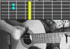 Как играть Ляпис Трубецкой - Ау аккорды