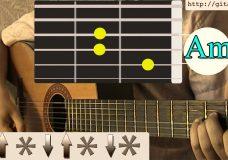 Как играть на гитаре Любэ — Солдат