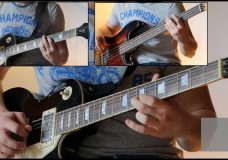Как играть на гитаре Мастер кукол — Князь ( видеоурок Guitar riffs) табы