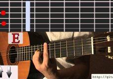 Как играть песню на гитаре Нервы — Ярче и теплее