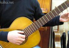 Ляпис Трубецкой — Воины Света, разбор на гитаре для начинающих