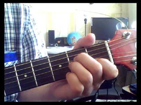 Уголек (Ляпис Трубецкой) Аккорды на гитаре