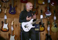 Мастер класс Joe Satriani в гитарном центре2 Guitar Portal