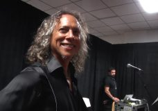 Metallica Tuning Room (MetOnTour — San Jos, Costa Rica — 2016)