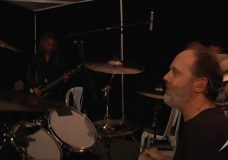 Metallica Tuning Room (MetOnTour — Guatemala City, Guatemala — 2016)