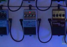mmag.ru Boss new guitar pedals Musikmesse 2013