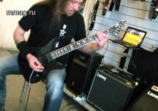 mmag.ru ESP LTD M-300FM video review