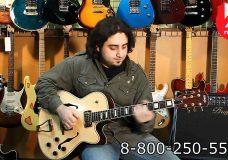 Полуакустическая гитара STAGG A350-N