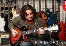 Полуакустическая гитара STAGG A300-VS