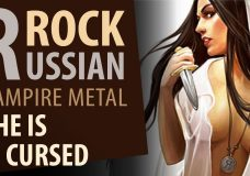 ROCK — No Rust — She Is Cursed (Official Video) classic rock русский рок