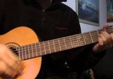 Сектор Газа Туман,аккорды,практика