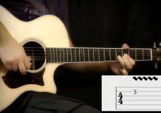 Широкое вибрато (Wide Vibrato) — Как читать табы