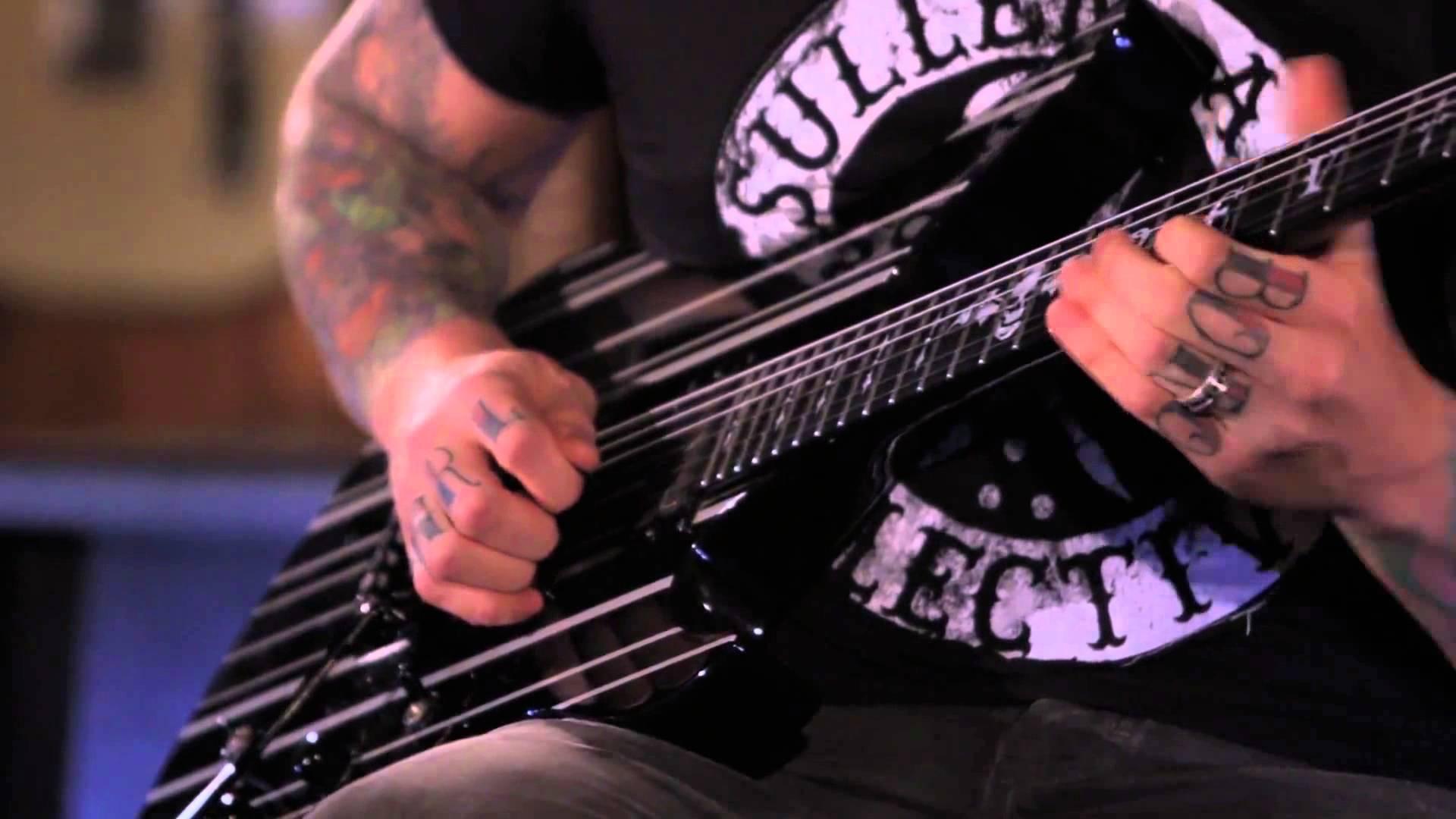 Synyster Gates — Мастер класс в гитарном центре(Часть 2)