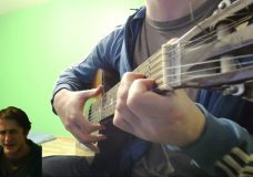 ЦЫГАНОЧКА на гитаре ПРОСТЫЕ АККОРДЫ школа гитариста