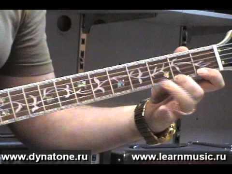 Упражнения для гитары на беглость пальцев