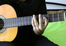 урок на гитаре 'рокендрол' 'rock and roll' очень простой