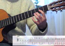 Уроки гитары 14. Jingle bell rock. Новогодняя песня на гитаре