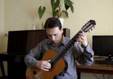 Уроки Гитары. Урок 2. Первая пьеса. Длительности