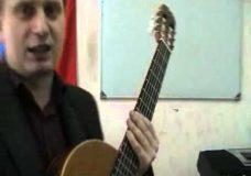 Уроки игры на гитаре Азбука импровизации часть1