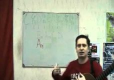 Уроки игры на гитаре. как менять тональность песни.