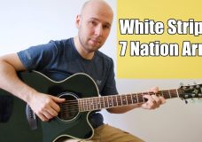 7 Nation Army — Fingerstyle Guitar (The White Stripes)