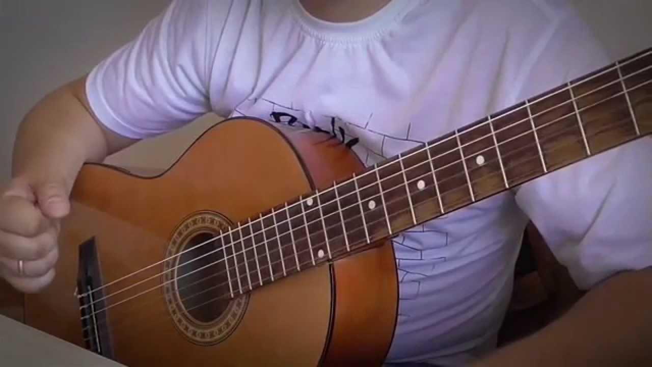 'Романс' Гомеса. Разбор на гитаре. Уроки игры на гитаре от Александра Перекоренко