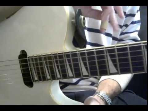 Что значит отрабатывать технику игры на гитаре медленно