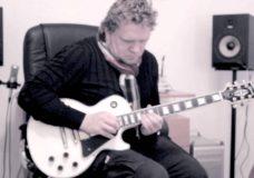 Dennis V. Epov — metal shred (LetZ sound studio)