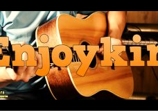 Enjoykin — Cutlets With Mashed Potatoes — Acoustic Fingerstyle Guitar HQ