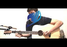 Fairy Tail () Main Theme — Extreme Version Acoustic Fingerstyle Guitar HD