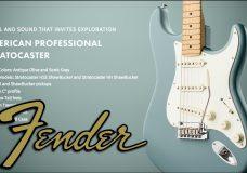 Fender American Professional Stratocaster (Обзор)