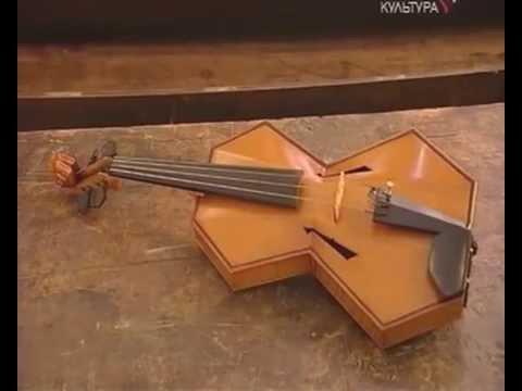 Форма инструмента на звук не влияет. Хм... А вы что думаете