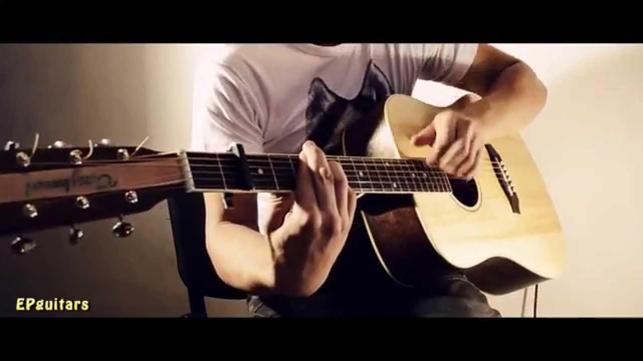 Hans Zimmer - Epilogue 'Crysis 2 theme' - Fingerstyle Guitar Version HQ