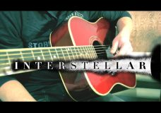 Hans Zimmer — Interstellar Main Theme — Acoustic Fingerstyle Guitar HD (Tabs)