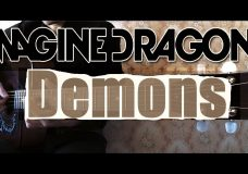 Imagine Dragons — Demons Гитара Мироненко Артем